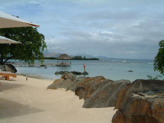 The Oberoi, Mauritius: Beach at Oberoi