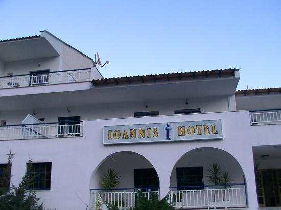 Photo of Ioannis Hotel Chrissi Ammoudia
