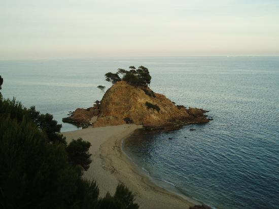 Platja d'Aro, Spanien: Sea View