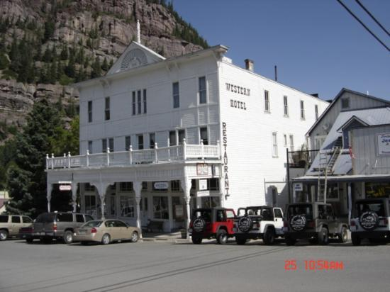 Historic Western Hotel Photo