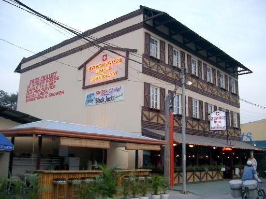 Photo of Hotel and Restaurant Swiss Chalet Angeles