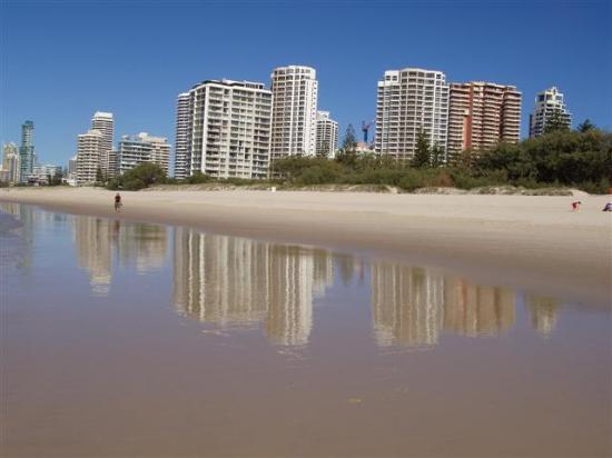 Broadbeach, Australia: Surfers Paradise