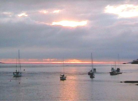Sunrise over Batemans Bay
