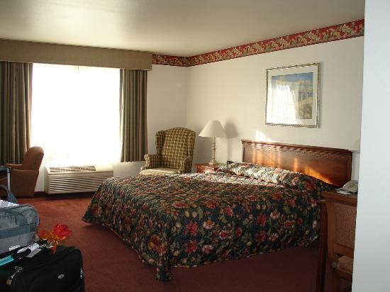 Country Inn & Suites by Carlson _ Billings: Bedroom at Country Inn & Suites