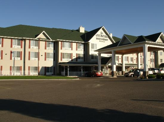 Country Inn & Suites by Carlson _ Billings: outside view