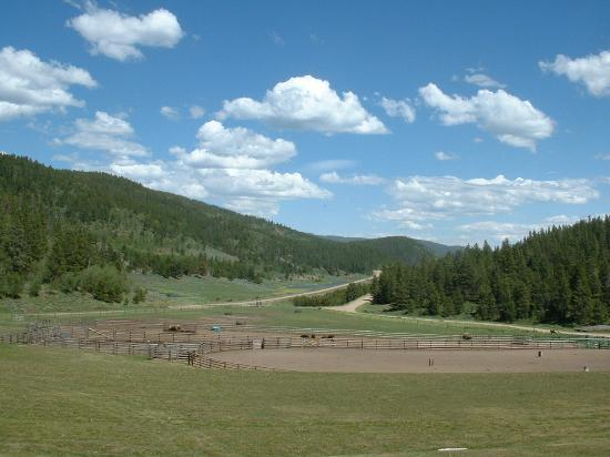 Granby, CO: View from KMR Lodge