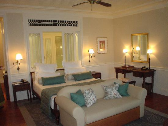 Heritage Le Telfair Golf & Spa Resort: The room