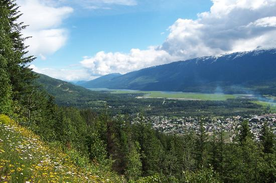 Revelstoke, Kanada: Meadows in the Sky Parkway