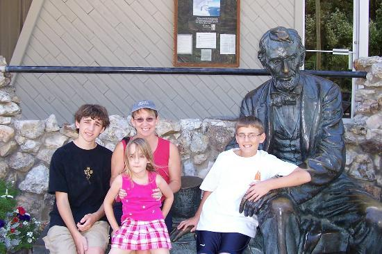 Gutzon Borglum Historical Center: Our Family at Borglum Museum