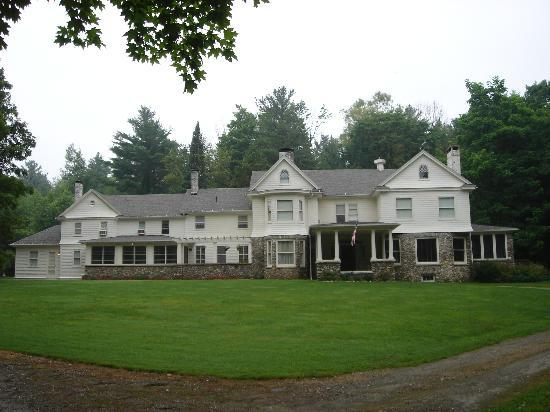 Manor House Bed And Breakfast Berkshires