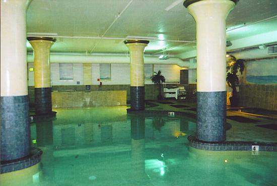 Indoor Pool And Hot Tubs Picture Of Embassy Suites Portland Downtown Portland Tripadvisor
