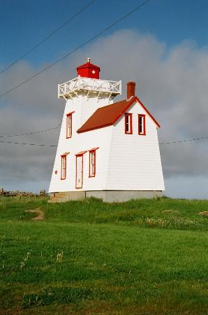 Cavendish, Canadá: Rustico Lighthouse