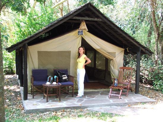 Sarova Mara Game Camp: Tent 2