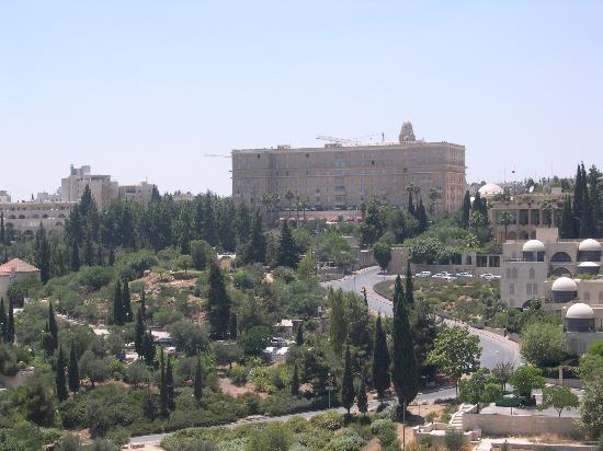 the King David on the hill top