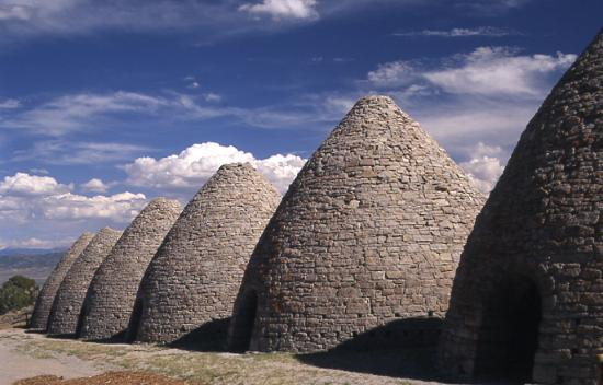 Ely, : Ward Charcoal Ovens..