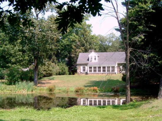 Stone Cottage At Val Kill Mrs Roosevelt 39 S Retreat At Hyde Park Picture Of Rhinebeck New