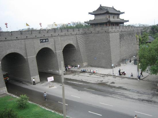 Xi'an City Wall (Chengqiang)