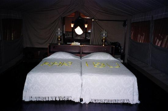 Finch Hattons Safari Camp