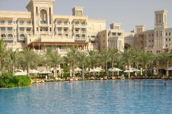 Mina A' Salam at Madinat Jumeirah: Al Qsar swimming pool