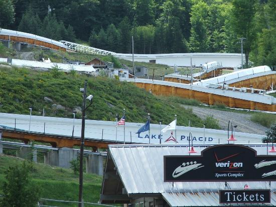 Lake Placid, État de New York : Verizon Sports Complex