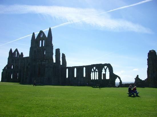 Whitby, UK: The Abbey
