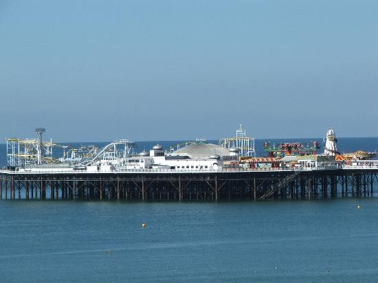 The White House : Brighton Pier