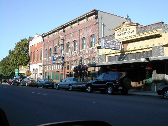 Photo of Olympic Club Hotel & Theater Centralia