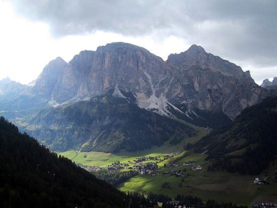 Ortisei (St. Ulrich in Groeden), Italien: Corvara in Badia