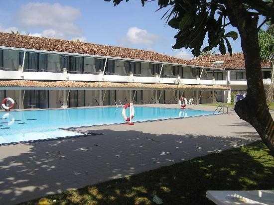 Hotel Ceysands: Pool