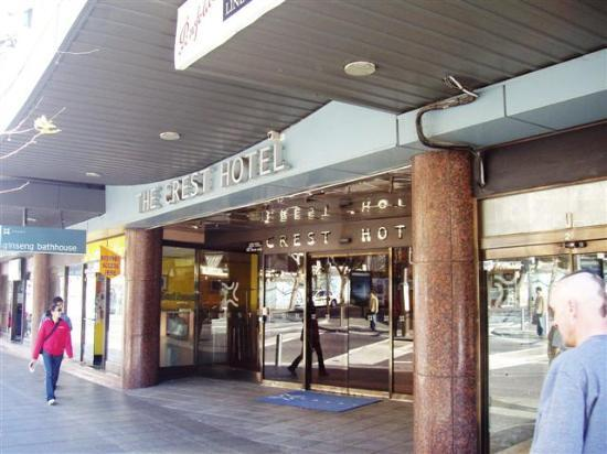 Photo of The Crest Hotel Sydney