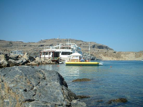 Ixia, Grekland: Lindos Bay