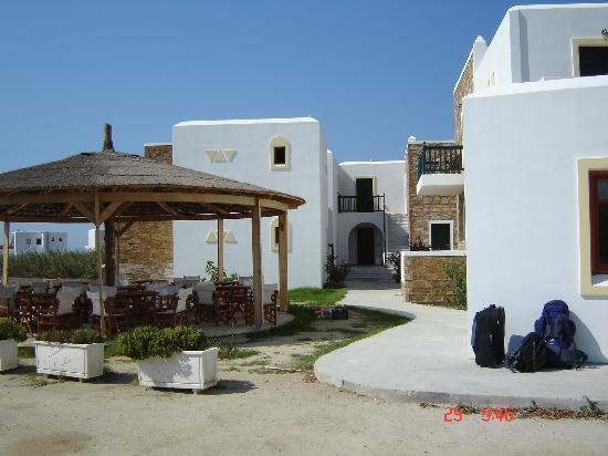Photo of Plaka Beach Hotel Naxos