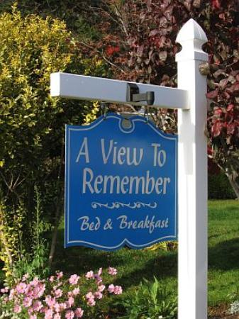 A View to Remember B&B
