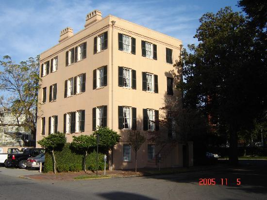 Photo of Columbia Square Inn Savannah