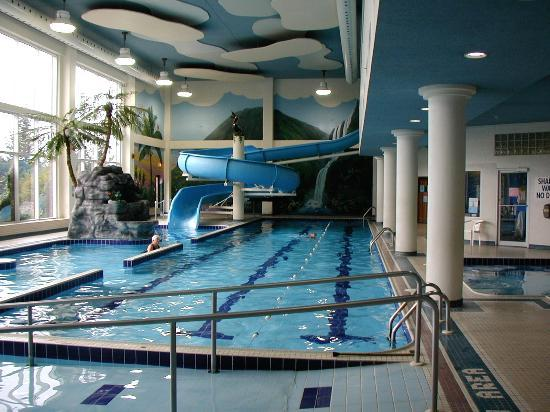 Alliston, Kanada: Indoor Water Park