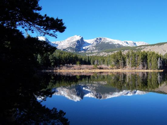 Rocky Mountain National Park, CO: Early Morning