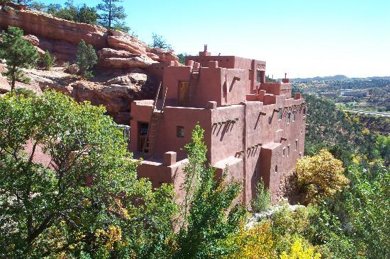 Manitou Springs, : Cliff Dwellings