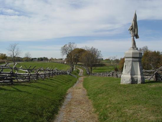 Antietam Battlefield Pictures Antietam National Battlefield