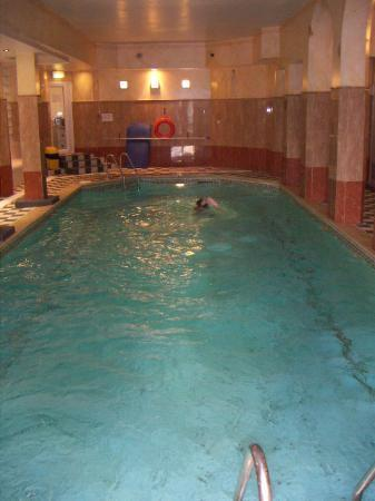 Swimming pool picture of the chine hotel bournemouth - Hotels in bournemouth with swimming pool ...