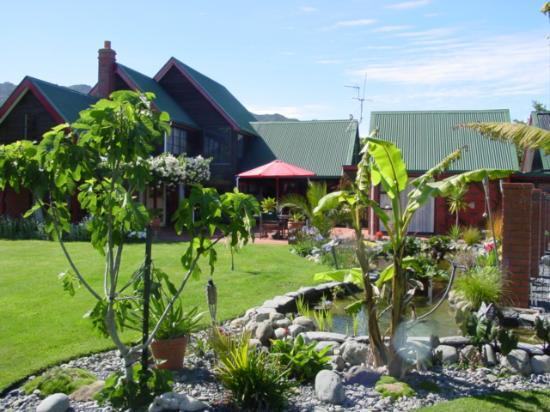 Hurunui Boutique Lodge