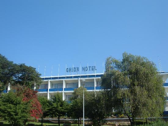 Ghion Hotel
