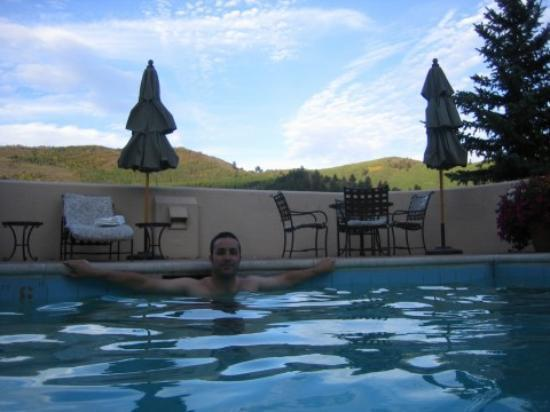 The Pines Lodge, A RockResort: The Pool (another great view!)
