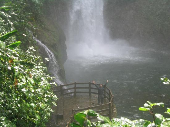 Heredia, Costa Rica : waterfalls