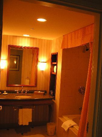 Hollywood Casino St. Louis: View of Bathroom