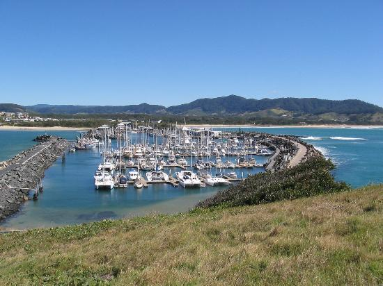 pousadas de Coffs Harbour