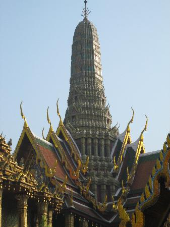 Bangkok, Tailandia: Architecture...wow