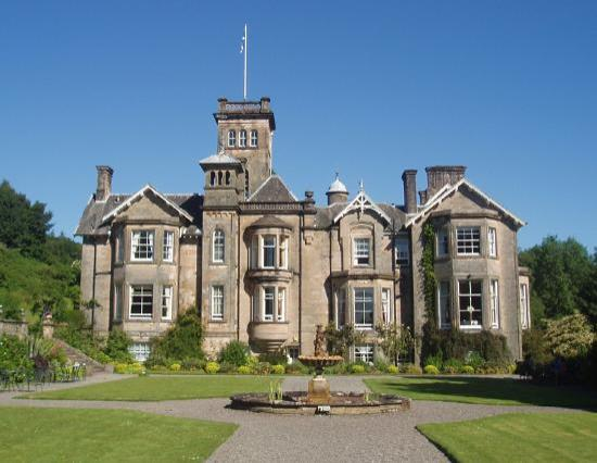 Auchen Castle Hotel (Beattock, Scotland) - Hotel Reviews - TripAdvisor