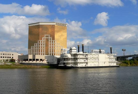 Bossier City, LA: Horseshoe Hotel and Casino
