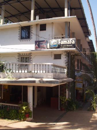 Famafa Beach Resort Hotel