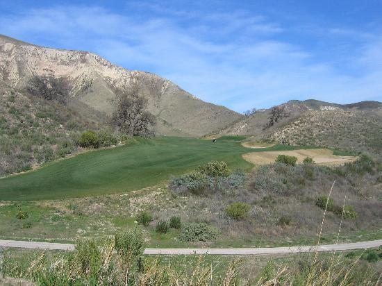 Simi Valley, CA: Lost Canyons - a must play golf course near Los Angeles Area
